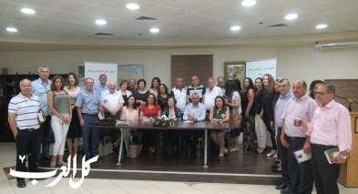 أمسية في نادي حيفا الثّقافي بمناسية ترجمة رواية ميرال