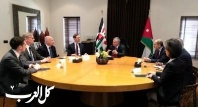 الأردن: اتفاقية السلام مع إسرائيل على المحك