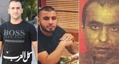 الجريمة تفتك بمجتمعنا: 3 قتلى خلال 3 أيام