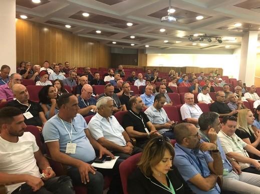 بئر السبع: مؤتمر الخدمات في سوروكا