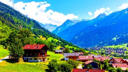 سويسرا جنة الارض.. ما سرّ ذلك؟