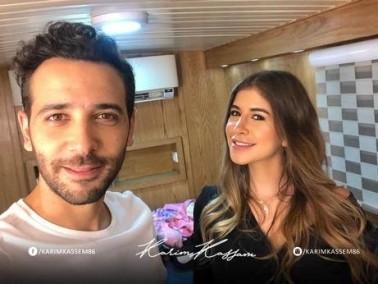 كريم قاسم بدور ربيع في مسلسل نصيبي وقسمتك الجزء الثالث