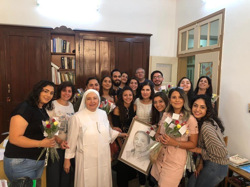 الناصرة:الفوج الـ67 يزور مدرسة الفرنسيسكان