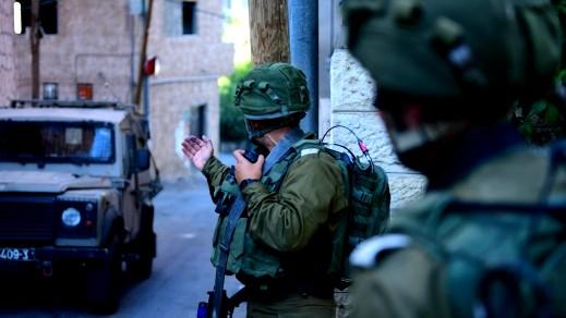 إصابة طفل برصاص الجيش الاسرائيلي شمال رام الله