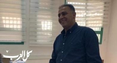 كفرقرع: الرئيس فراس بدحي يدلي بصوته