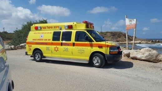 إقرار وفاة رجل غرقا في أحد الشواطئ قرب الخضيرة