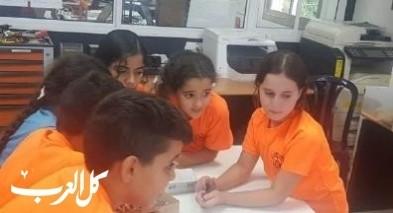 كشف الأطر التعليمية لطلاب آفاق دير الأسد