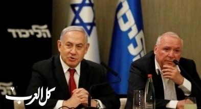 نتنياهو يكشف عن خيارين عقب الإعلان عن نتائج الانتخابات