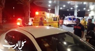 جلجولية: اصابة شاب من الطيبة بعد تعرضه لاطلاق نار