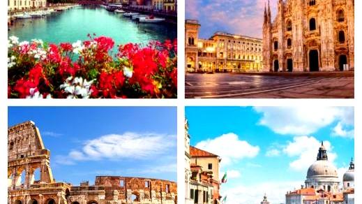 السّياحة في ايطاليا.. نصائح لأفضل الوجهات