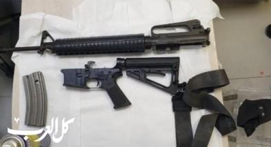 برطعة: اتهام رجل بحيازة سلاح غير قانوني
