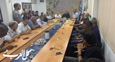 رئيس بلدية رهط: اتفقنا للتصويت على الميزانية