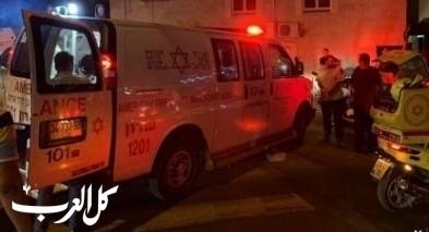 الرامة: إصابة خطيرة جرّاء حادث تراكتورون