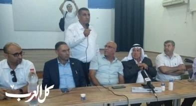 مجلس بسمة طبعون يعقد اجتماعا طارئًا