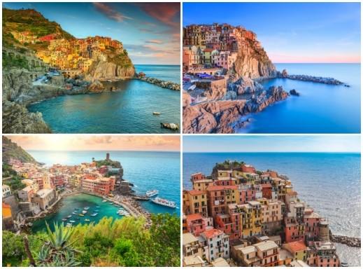 مانارولا الإيطالية| أبرز المعالم السياحية