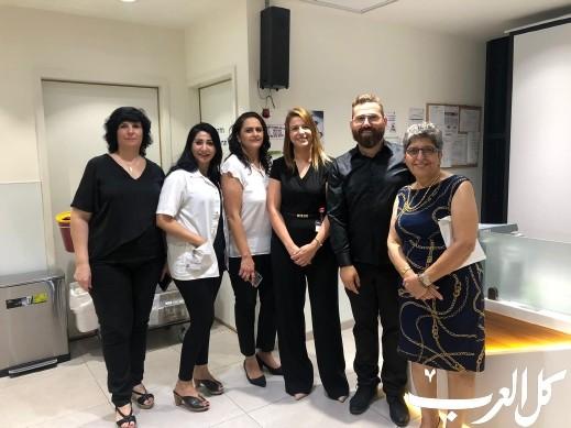 الناصرة: حقوق المرأة بفترة الحمل بمستشفى النمساوي
