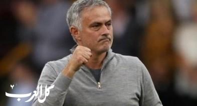 مورينيو ينتقد مدرب مانشستر يونايتد بعد الخسارة