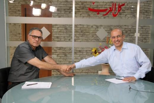 د. شحادة للـarabTV: موقفنا واضح بالنسبة لتركيب الحكومة
