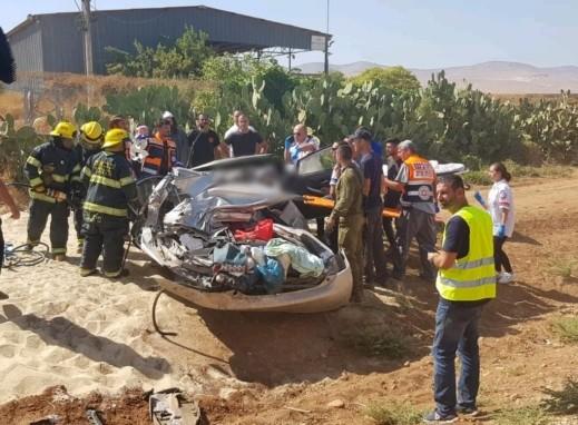 الجنوب: 10 إصابات متفاوتة بحادث طرق