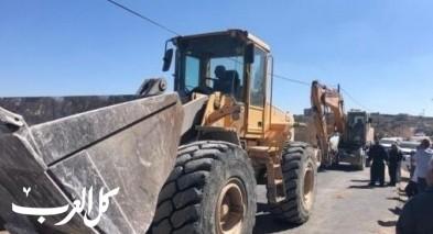 اللجنة القطرية ترفض عملية هدم البيوت في شفاعمرو