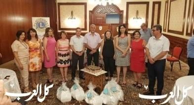 نادي اللّيونز النّصراوي يعقد أول اجتماعاته