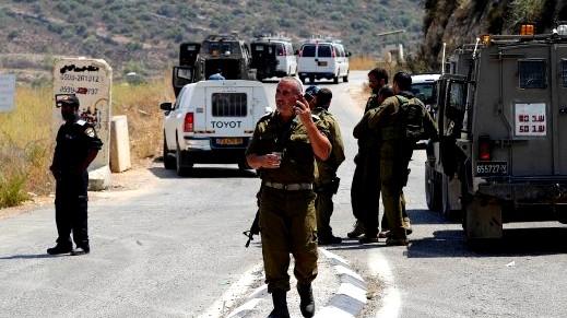 اعتقال شبان من رام الله بشبهة تنفيذ عملية تفجير