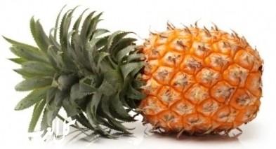 منقوع قشر الأناناس يخلصك من الدهون المتراكمة