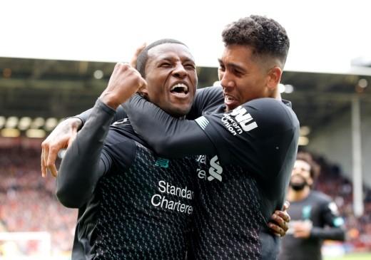 ليفربول يبتعد في صدارة الدوري الإنجليزي بفوزه