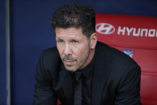 مدرب أتلتيكو مدريد يفضّل الفوز في الديربي