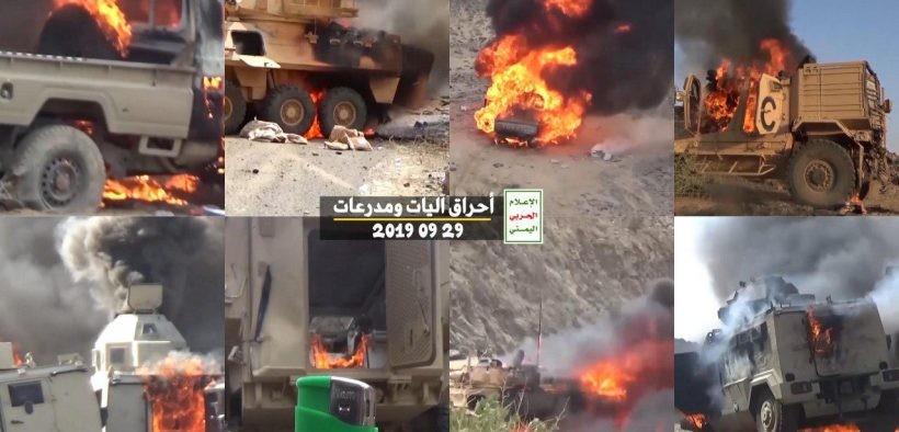 بالفيديو: الحوثيون ينشرون مشاهد أسر 2000 جندي