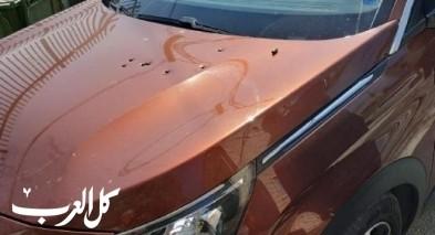 إطلاق النار باتّجاه سيارة رئيس مجلس نحف
