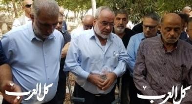 الشيخ محمد عارف من جت: في هذا اليوم قتل  13 شهيدا