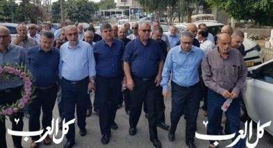 جت: العشرات في احياء ذكرى شهيد هبة القدس