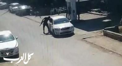 فيديو- الفريديس: اعتقال 4 مشتبهين باطلاق النار