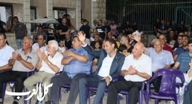 كفرمندا تحيي ذكرى استشهاد رامز بشناق