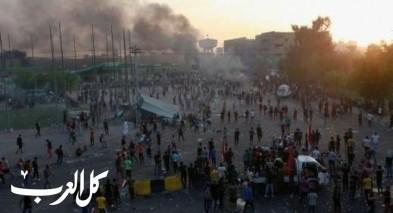 العراق: نحو 100 قتيل خلال 4 أيام من الاحتجاجات