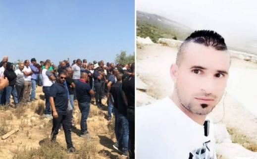جماهير غفيرة تشارك بجنازة شادي أبو القيعان