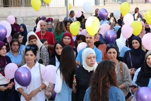 يوم هادث ومميز في ثانوية يافة الناصرة