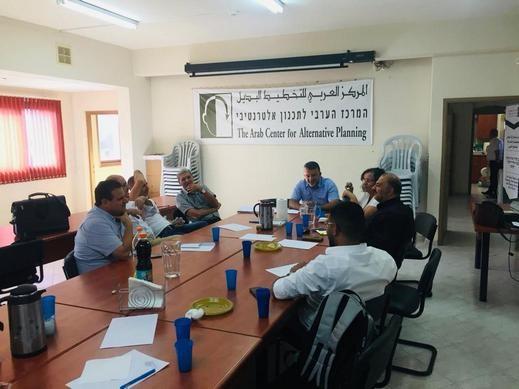 د.عباس: لقاءاتنا مع الوزراء والقيادات ضرورية