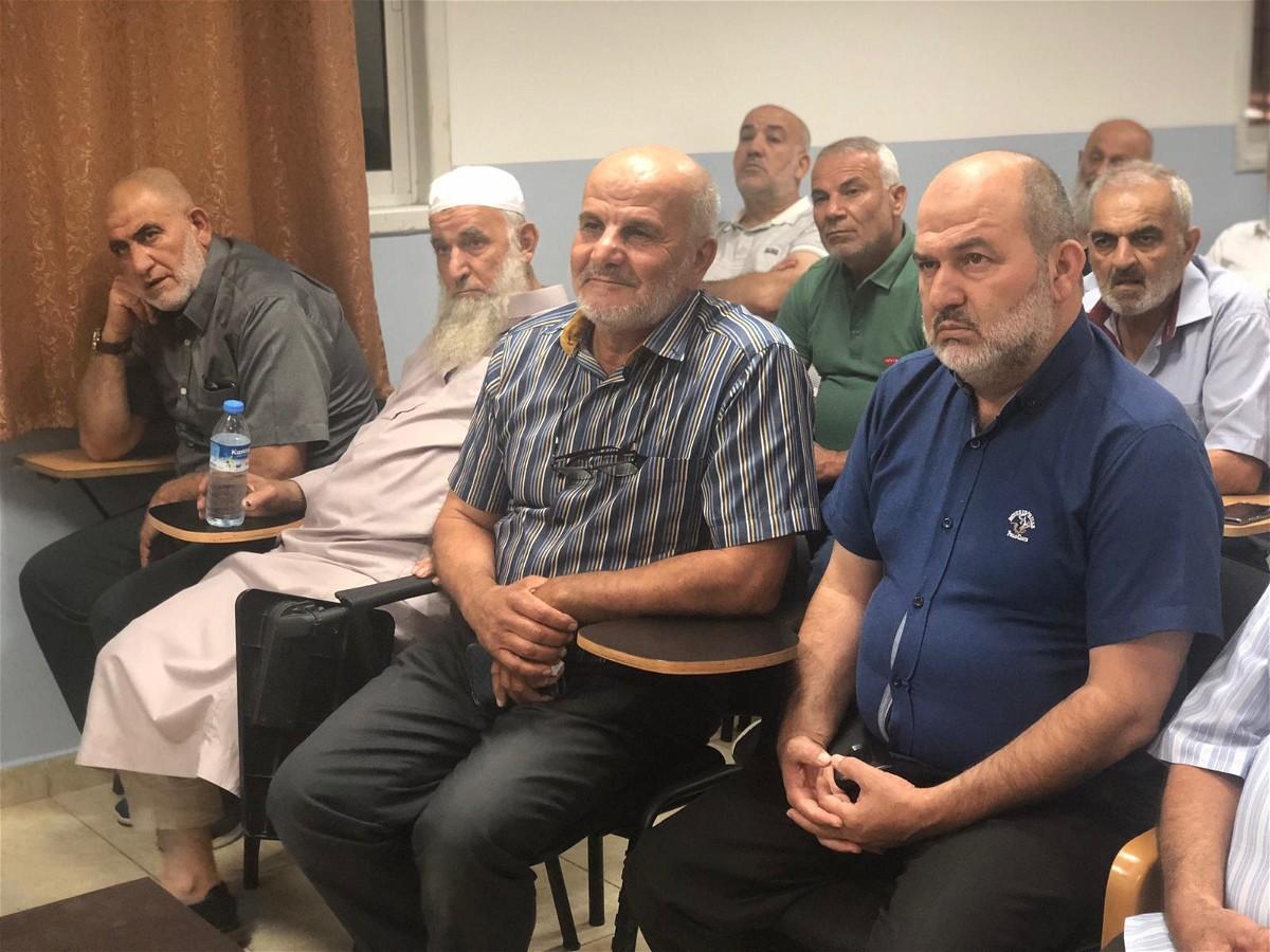الطيبة: الحركة الاسلامية ترشح الشيخ سعد عمشة جابر