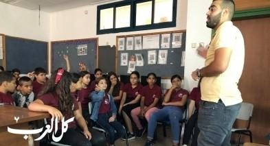 جمعية المعالي تهزّ المدارس بيوم لغة العنف مرفوضة