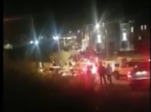 زيمر: شجار واطلاق نار دون اصابات