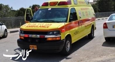 إصابة شاب جراء تعرضه لإطلاق نار في اشدود