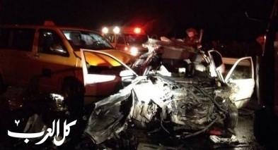 مصرع مواطن بحادث طرق شمال شرق نابلس