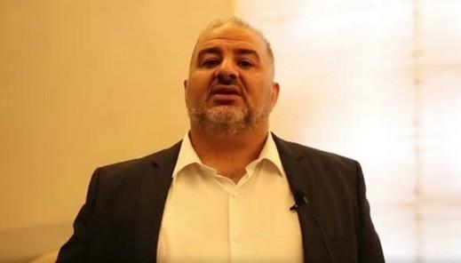 عباس: عرضنا خطتنا لمحاربة العنف أمام أردان