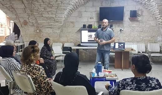 الناصرة: مجموعة نساء تستضيف مؤسس انماء