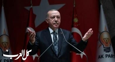 أردوغان: لن نوقف العملية العسكرية في سوريا