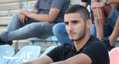 باسل طه في طريقه لتعزيز الاخاء الناصرة