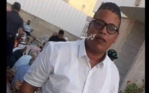 تل السبع: وجدي أبو سريحان توفي قبل زفافه بيوم واحد