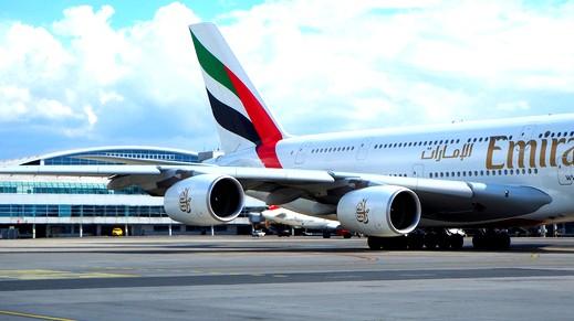 طيران الإمارات تزيد حجم أسطولها